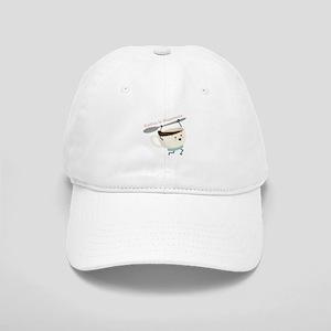 Coffee Is Happiness Baseball Cap