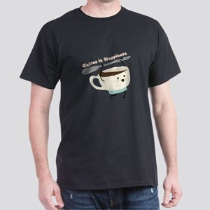 Coffee Is Happiness T-Shirt