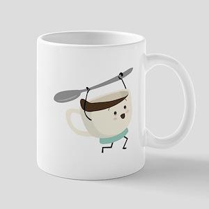 Happy Coffee Cup Mugs