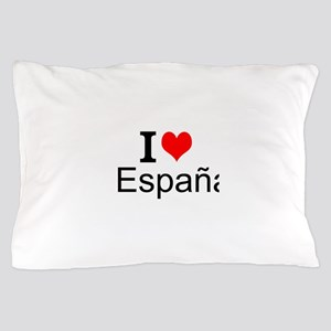 I Love España Pillow Case