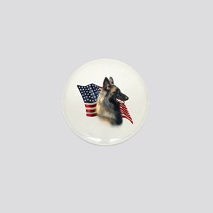 Terv Flag Mini Button