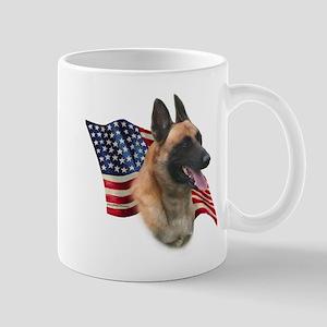 Malinois Flag Mug