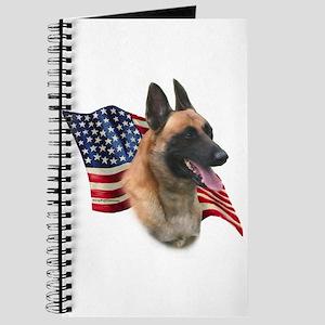 Malinois Flag Journal