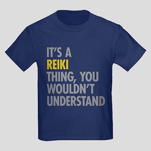 Its A Reiki Thing Kids Dark T-Shirt
