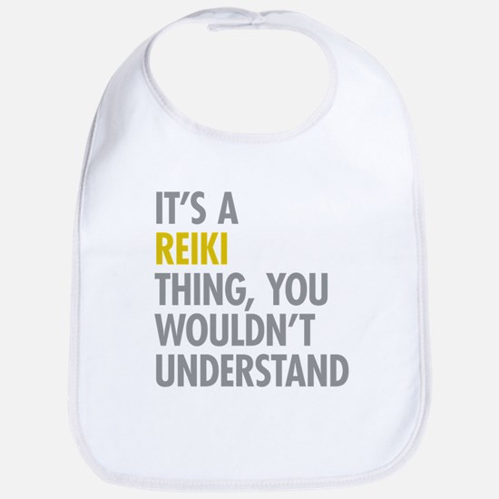 Its A Reiki Thing Bib