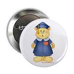 Grad Bear Button