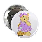 Easter Bear Button