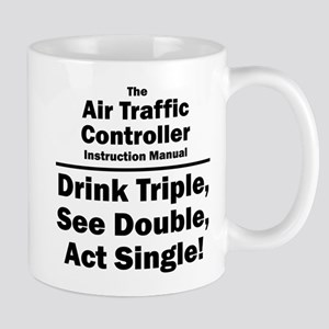 Air Traffic Controller Large Mugs