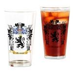 Girodias Drinking Glass