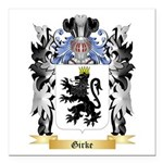 Girke Square Car Magnet 3