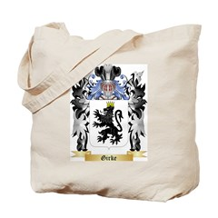 Girke Tote Bag