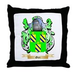 Giri Throw Pillow