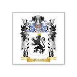 Girhard Square Sticker 3