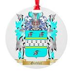 Girdler Round Ornament