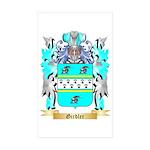 Girdler Sticker (Rectangle 50 pk)