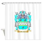 Girdler Shower Curtain
