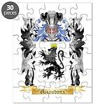 Giraudoux Puzzle