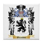 Giraudou Tile Coaster
