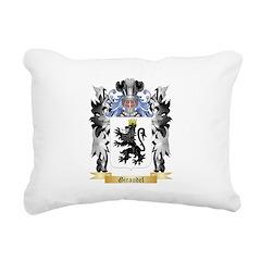 Giraudel Rectangular Canvas Pillow