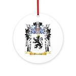 Giraudat Ornament (Round)