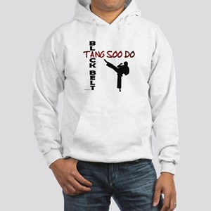 Tang Soo Do Black Belt 2 Hooded Sweatshirt