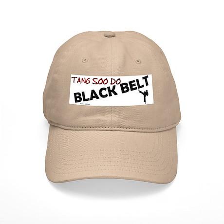 Tang Soo Do Black Belt 2 Cap
