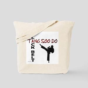 Tang Soo Do Black Belt 2 Tote Bag