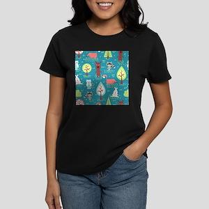 Woodland Animals T-Shirt