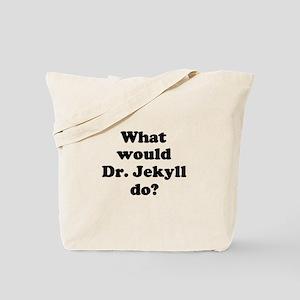 Dr. Jekyll Tote Bag