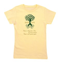 Life Hope Tree Girl's Tee