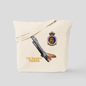 31_SQN_F16_TIGERMEET Tote Bag