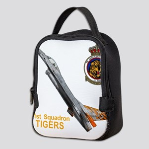 31_SQN_F16_TIGERMEET Neoprene Lunch Bag