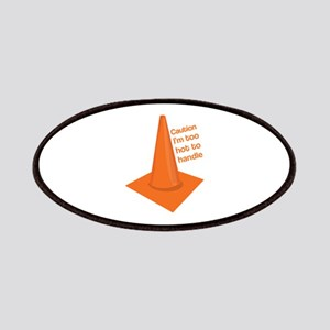 Caution Cone Patches