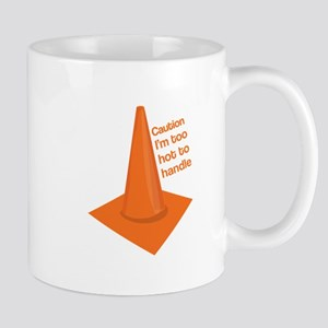 Caution Cone Mugs