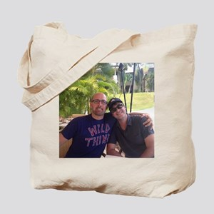 My Two Dads Tote Bag