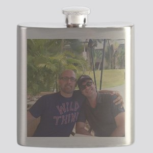 My Two Dads Flask