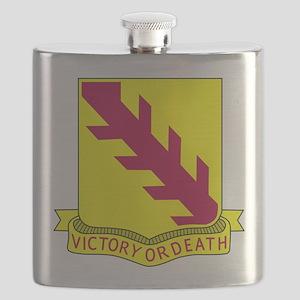 32nd armor Flask