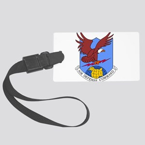 Air Defence Command Large Luggage Tag