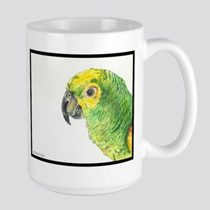 Hector the kooky kindred parrot Mugs