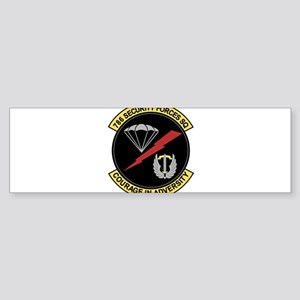 786th Security Forces Squadron Bumper Sticker