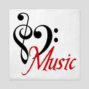 2-music Queen Duvet