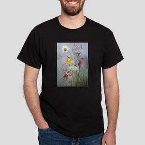MOON DAISY FAIRIES Dark T-Shirt