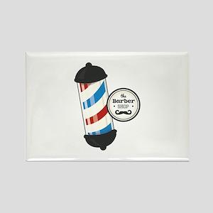 The Barber Shop Magnets