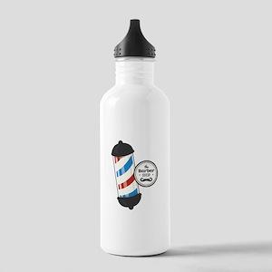 The Barber Shop Water Bottle