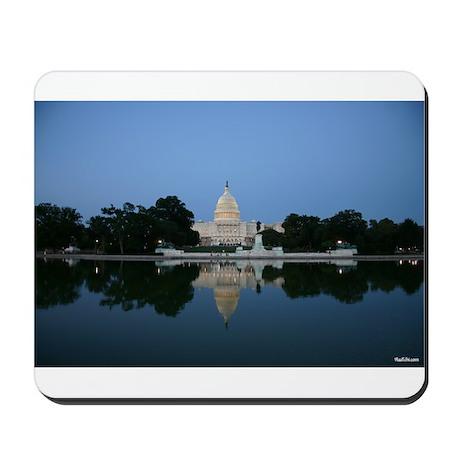 Capitol, Washington DC Mousepad