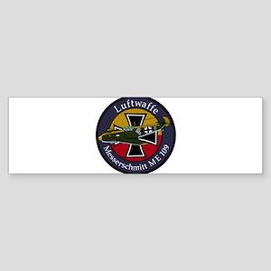 me-109 Bumper Sticker