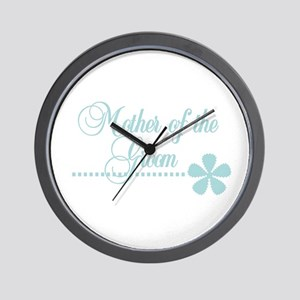 Mother of the Groom Wall Clock
