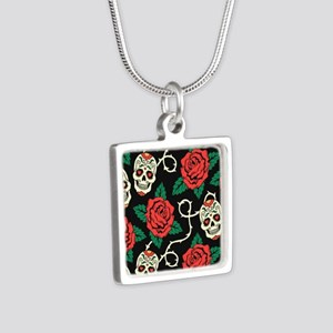 Skulls and Roses Necklaces