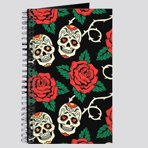 Skulls and Roses Journal