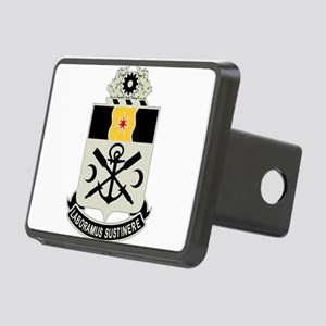 10th Engineer Battalion.pn Rectangular Hitch Cover